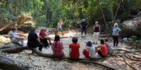 Viaggio in Cambogia Foto gruppo